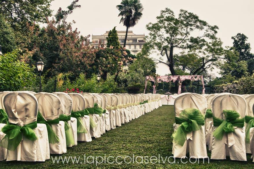 nozze a Villa Rusconi Clerici