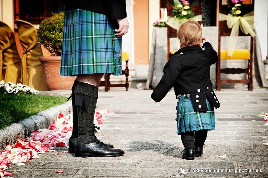 Matrimonio In Kilt : Fiori per matrimonio a tema rosa e giallo