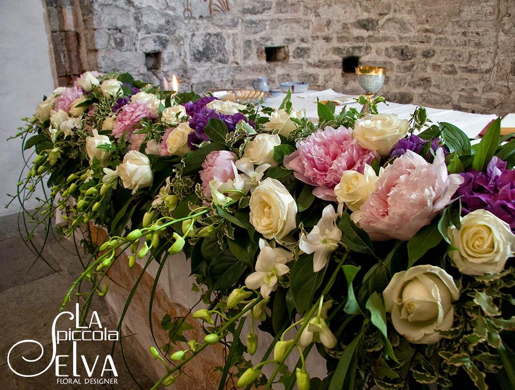 Addobbi chiesa matrimonio peonie migliore collezione for Orchidea prezzo