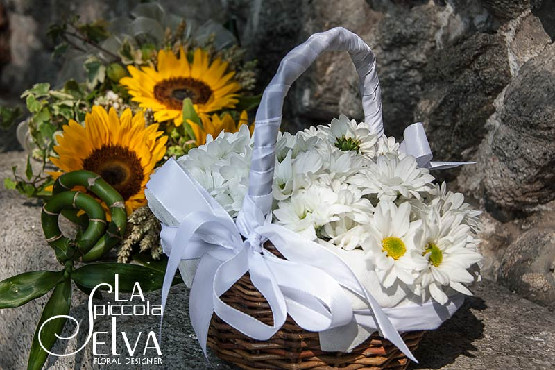 Matrimonio Country Chic Colori : Fiori matrimonio country chic