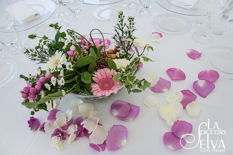 Centrotavola Matrimonio Country Chic : Fiori matrimonio country chic