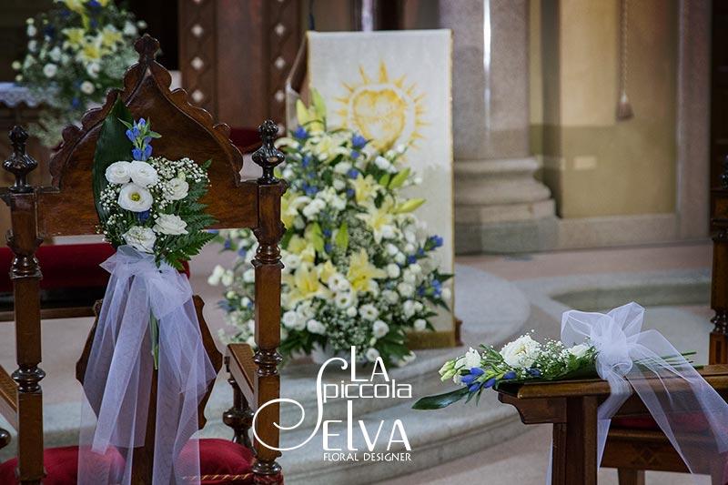 Addobbi Floreali Matrimonio Azzurro : Un elegante matrimonio a stresa fiorista