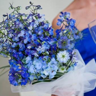 Un tocco di blu per il tuo matrimonio