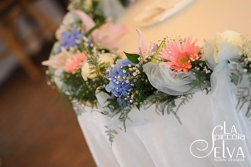 Addobbi Floreali Matrimonio Azzurro : Un matrimonio indimenticabile a villa bossi