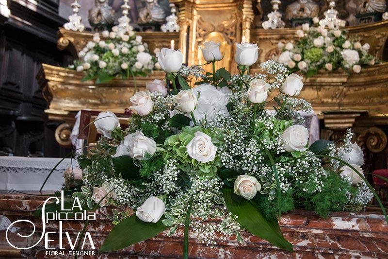 Fiori Chiesa Matrimonio Girasoli : Fiori matrimonio shabby chic a villa pestalozza