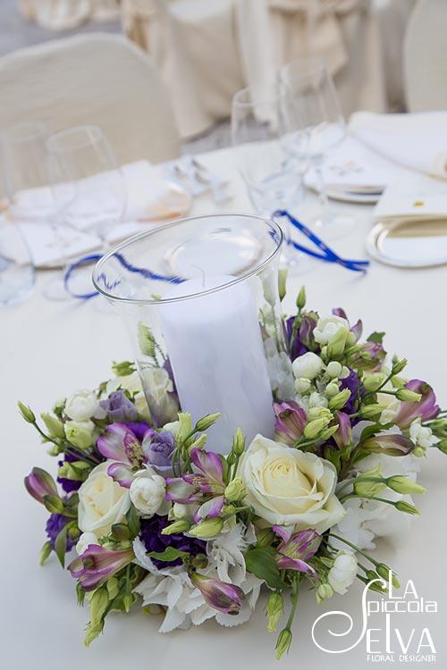 Matrimonio in stile grande gatsby anni 20 a villa ortea for Addobbi tavoli matrimonio con candele