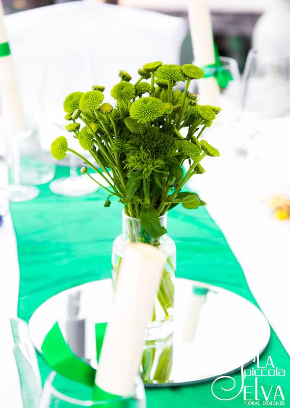 Matrimonio Tema Verde : Matrimonio a tema fiori arcobaleno sul lago d orta