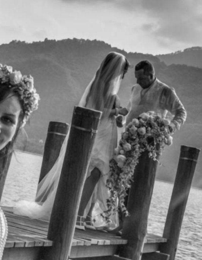 Un matrimonio in stile Grande Gatsby sul Lago d'Orta