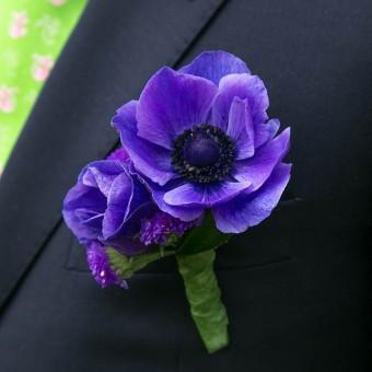 Un fiore per Lui: la bottoniera