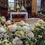 Un indimenticabile matrimonio nella Basilica sull'Isola di San Giulio