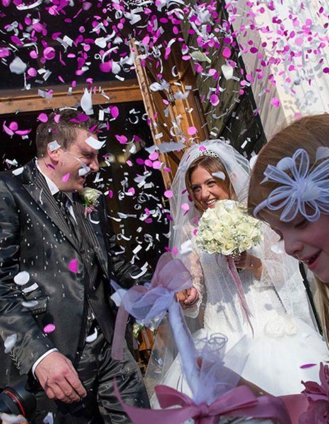 Matrimonio di mezza estate sull'Isola Bella