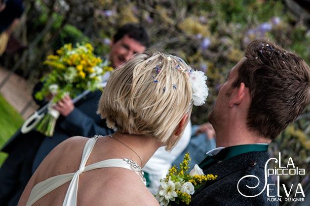 Fiorista matrimonio a Villa Bossi di Orta