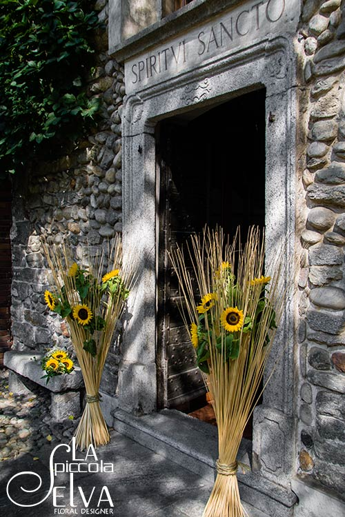 Matrimonio Country Chic Girasoli : Fiori matrimonio country chic